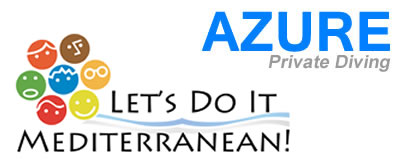 Azure Private Diving - Let's do it Mediterranean