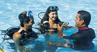 Azure Private Diving - Open Water Diver Course
