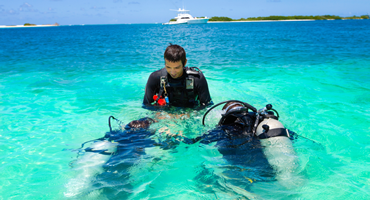 Azure Private Diving - Try Scuba Diving